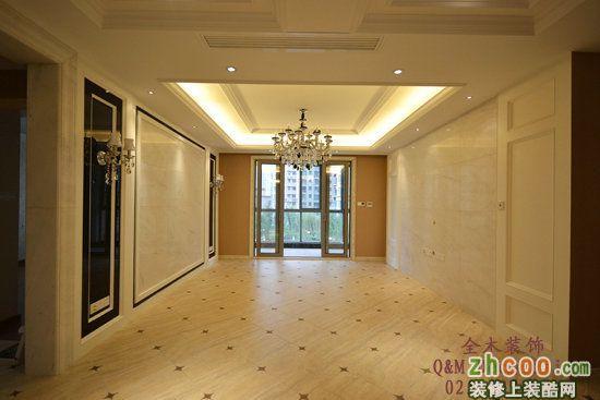 首页 装修案例 淡雅宁静的简欧风格毕业照 欧式风格 三室两厅两卫