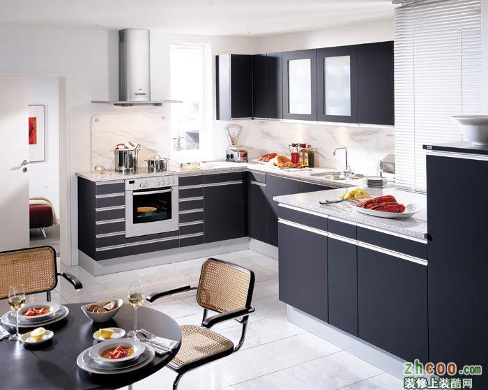 九头鸟装饰----厨房装修图