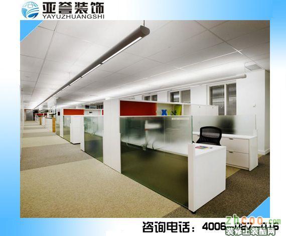 武汉专业办公室装修设计
