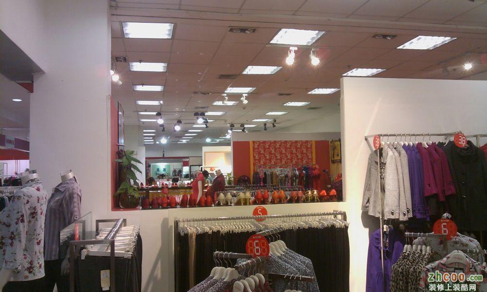 2012佛山明珠百货《凤翔歌》品牌店