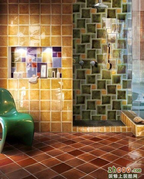 城色裝飾精品工程——創意衛生間