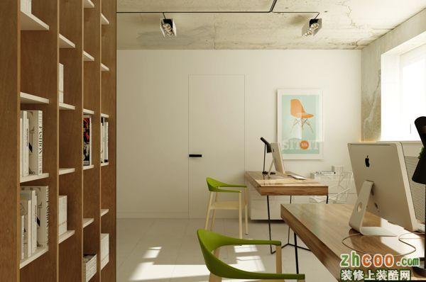 南坪办公室-北欧风格