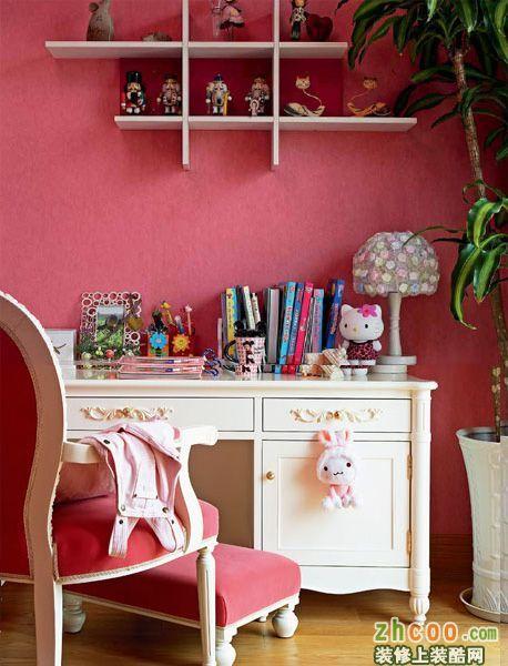 城色装饰精品工程——创意儿童房