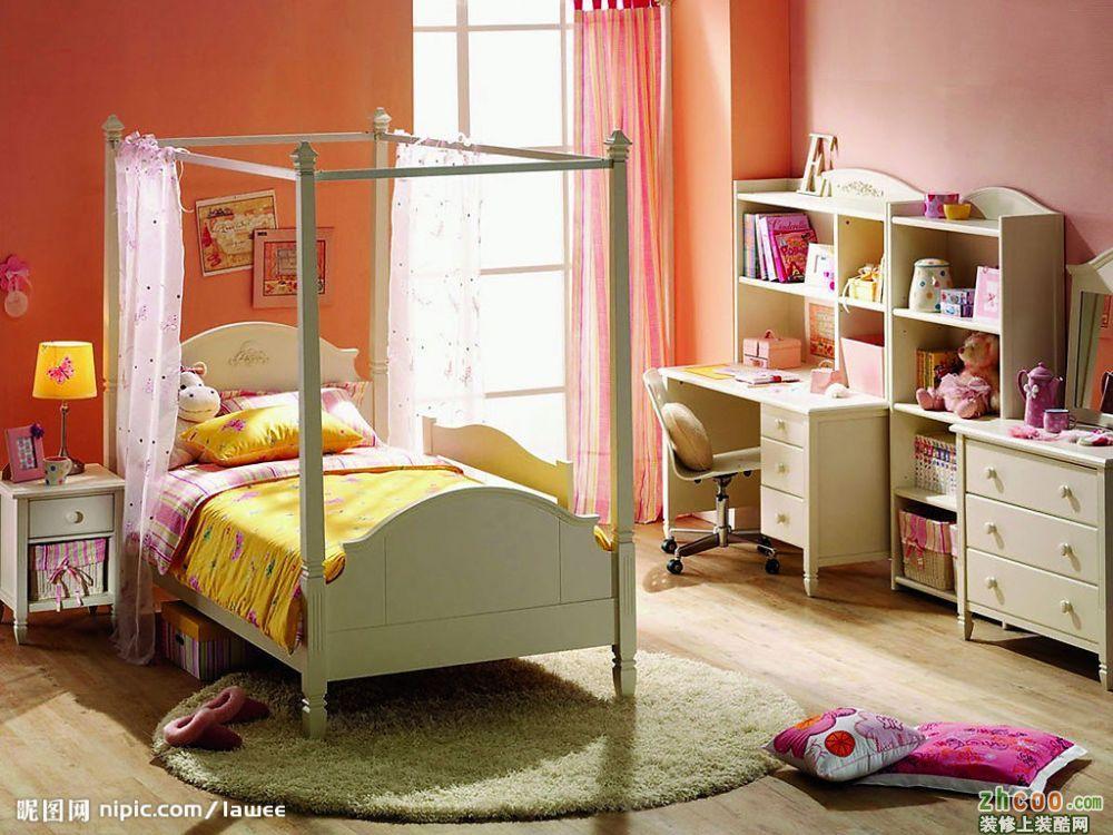 九头鸟装饰 现代简约 儿童房