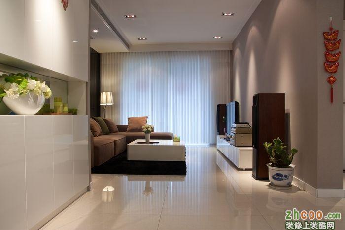 豪庭装饰-清溪雅筑-现代风格