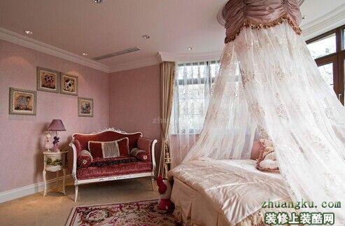 儿童房如何装修?推荐几款超美女孩儿童房设计