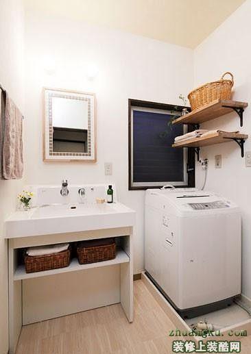 不看不知道 洗衣机的摆放位置也讲究风水哦