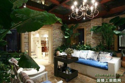 客厅植物也会破坏风水 摆放禁忌不得不看