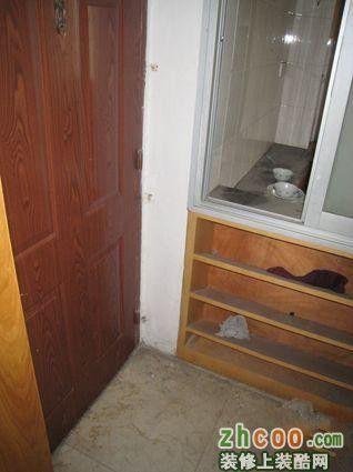 采光极差的旧房改造效果图厨房卫生间没采光图片8