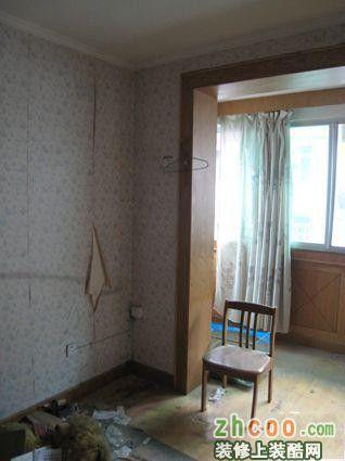 采光极差的旧房改造效果图厨房卫生间没采光图片3