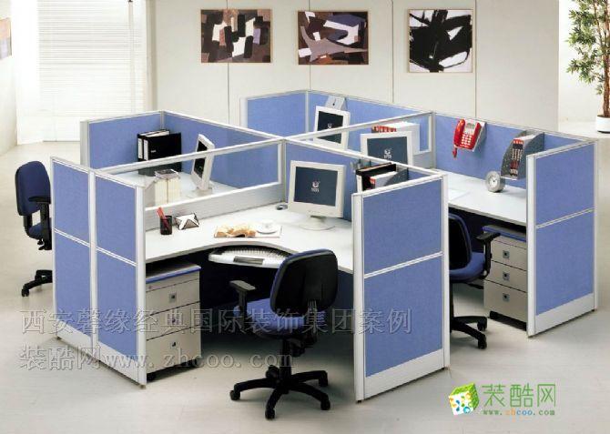 西安馨缘经典国际装饰集团-办公室
