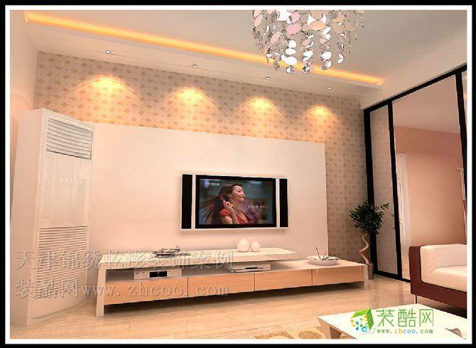 一室一厅一卫现代装修效果图_一室一厅一卫现代装修_9