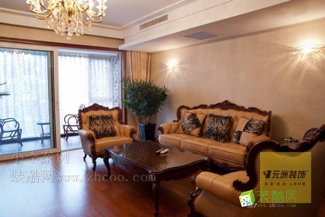 北京元洲装饰有限责任公司-一室一厅一卫