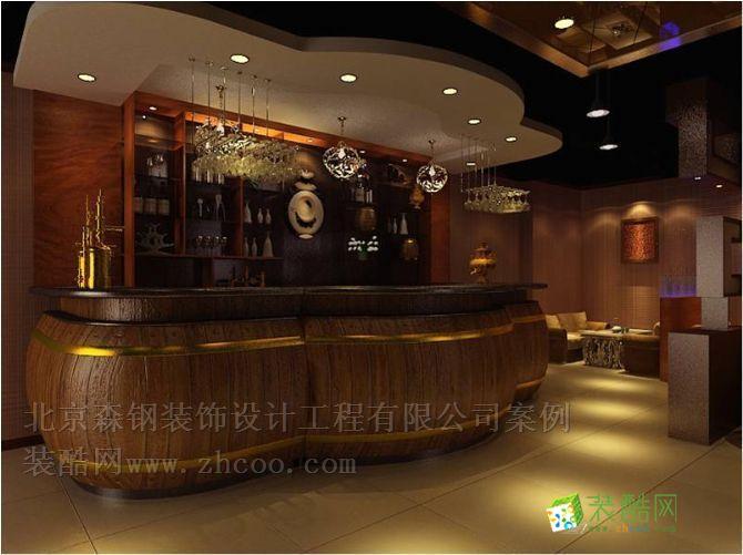 蓝巴咖啡店