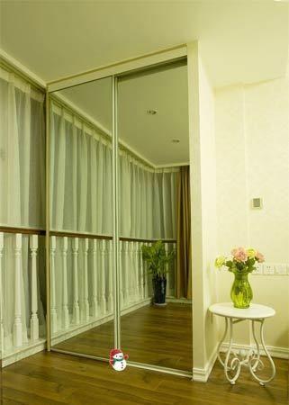 【鑫之家裝飾】二室一廳的簡約時尚 感受跳動的至美柔情