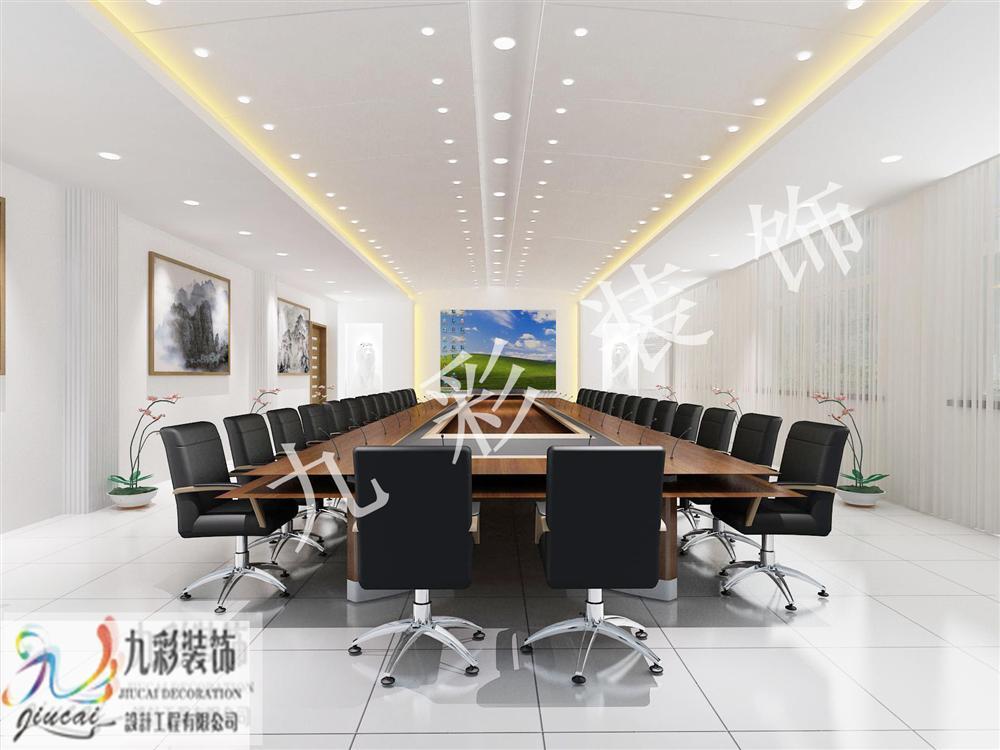【昆山九彩】办公室