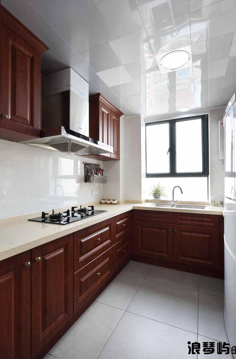 厨房装修效果图_ 厨房装修设计图片_装酷网装修案例
