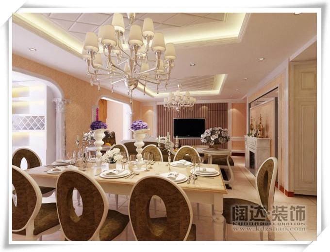 盘龙区金呈北泰156平方米欧式风格A6户型10.5万元