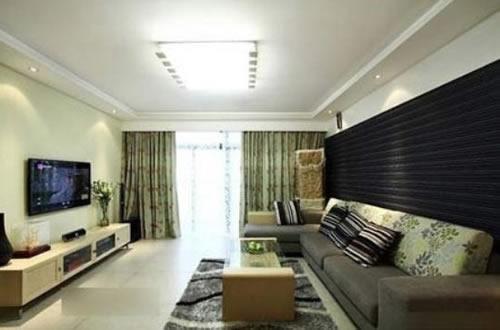 【鑫之家裝飾】白領美女曬婚房 8萬搞定簡約三居室裝修