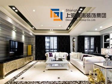 阳光.汾河湾 西式古典三居室