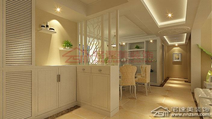 鑫龙小区小区275平米楼中楼简欧风格装修案例 其他图片