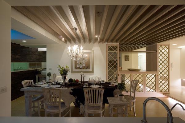 【鑫之家装饰】120平米美式风格三居室