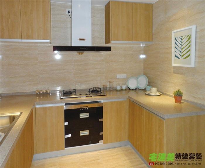 厨房装修效果图_ 厨房装修设计图片