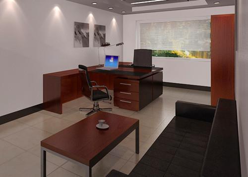 写字楼内部办公室装修设计