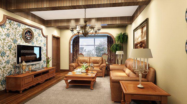 星汇文瀚-二居室-144平米-装修设计