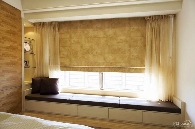 温馨风格三居室