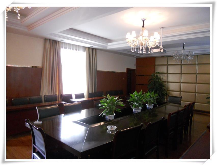 铜山会议室装修
