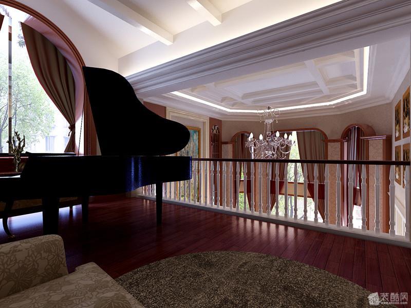 欧式客厅高清效果图 欧式风格 三室两厅两卫