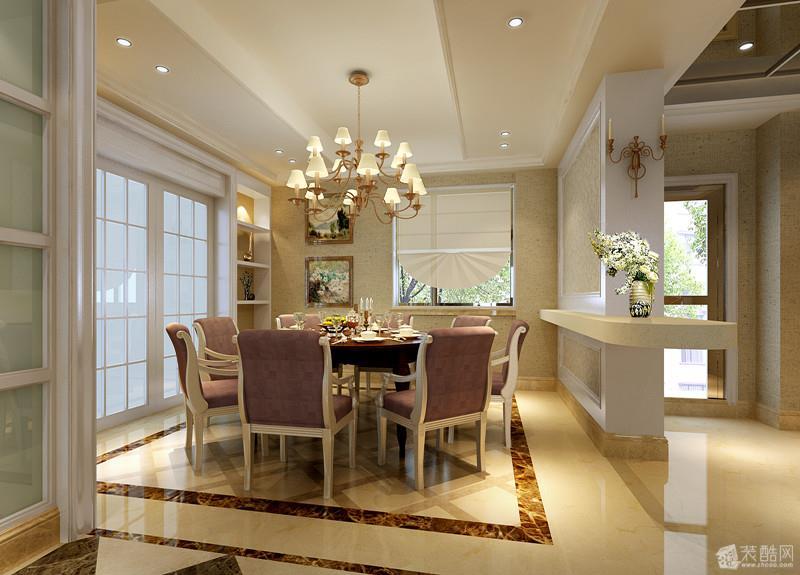 客厅欧式高清效果图效果图