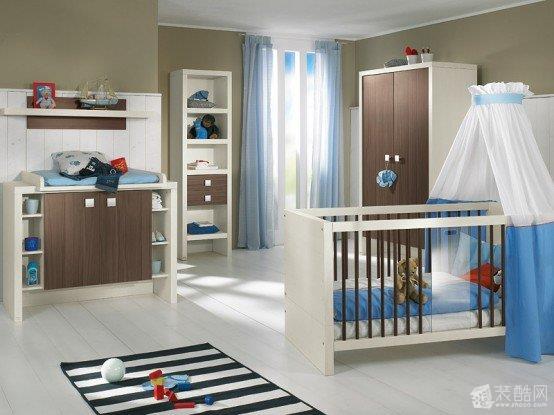 嬰兒房設計案例