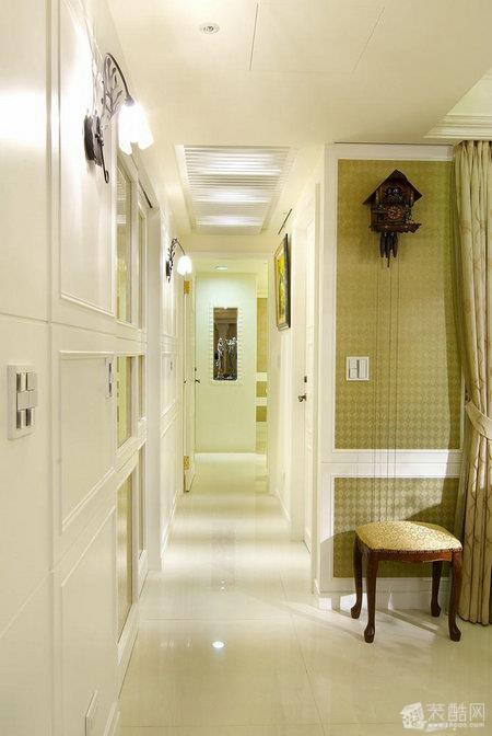 悠闲与典雅 美式古典132平美宅