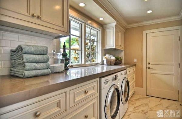 洗衣間設計案例