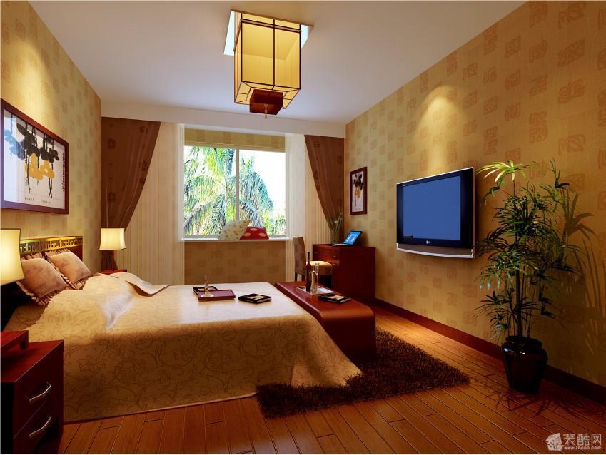 卧室 卧室装修效果图 老房子翻新10年保修适合中老年