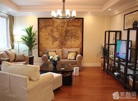【鑫之家裝飾】 最魅力美式家居 網購族二居室設計