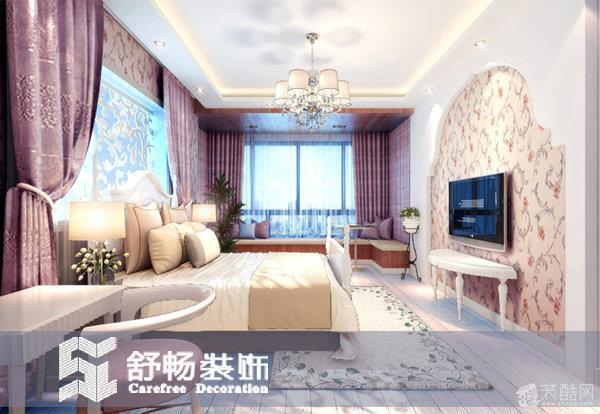 三室两厅两卫欧式装修效果图