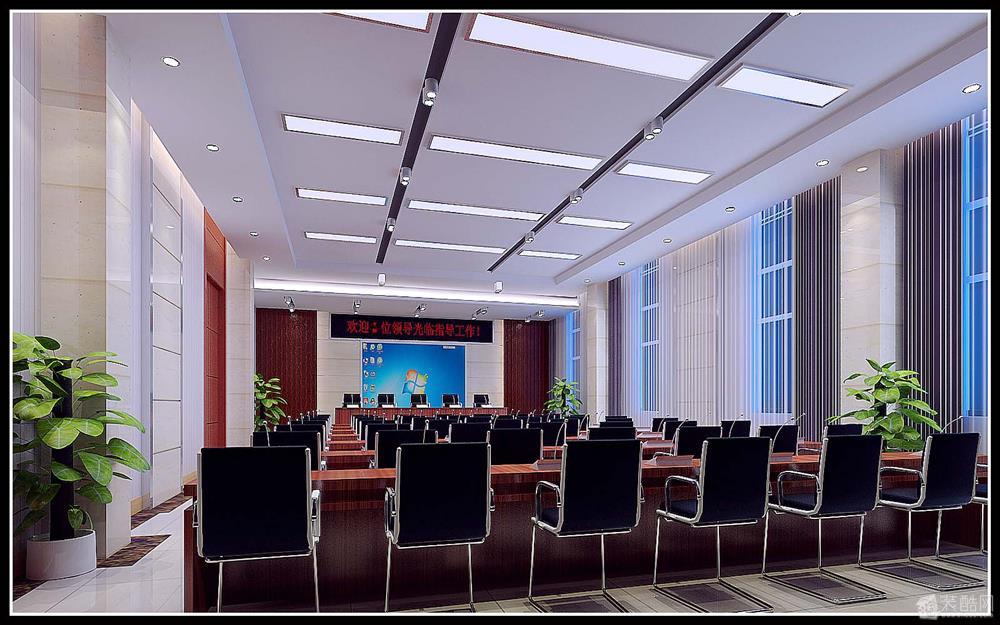 第六感空间设计工作室―会议室