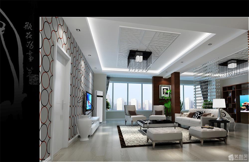 雍和會館240平米中式風格和田園風格多元素混搭設計