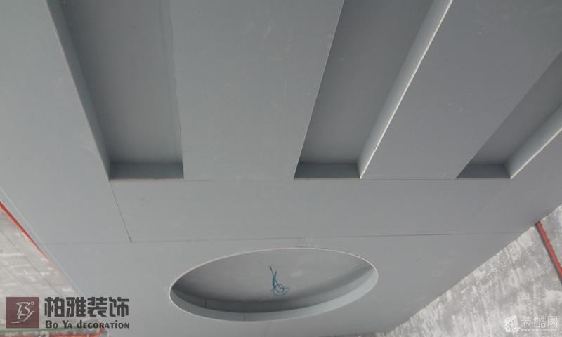 长河花园-水电施工