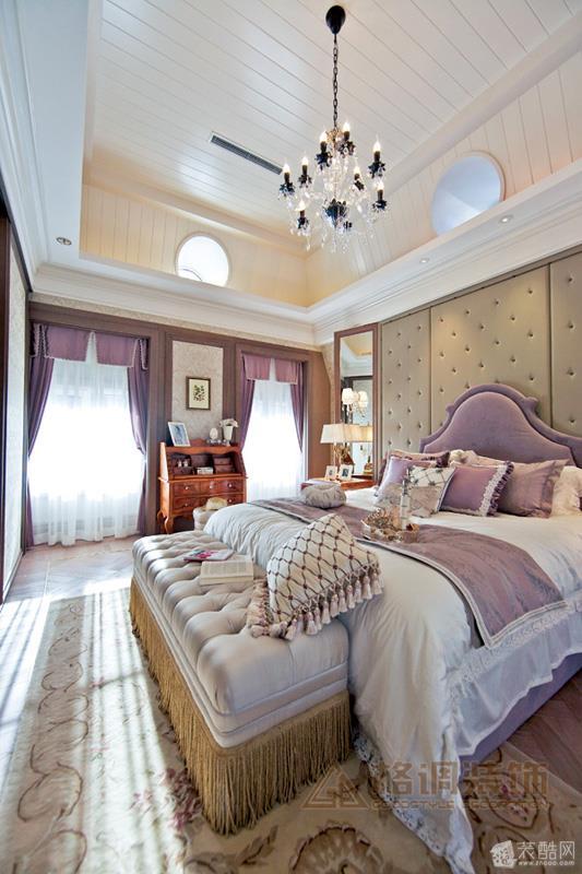 房间设计图卧室图片欧式