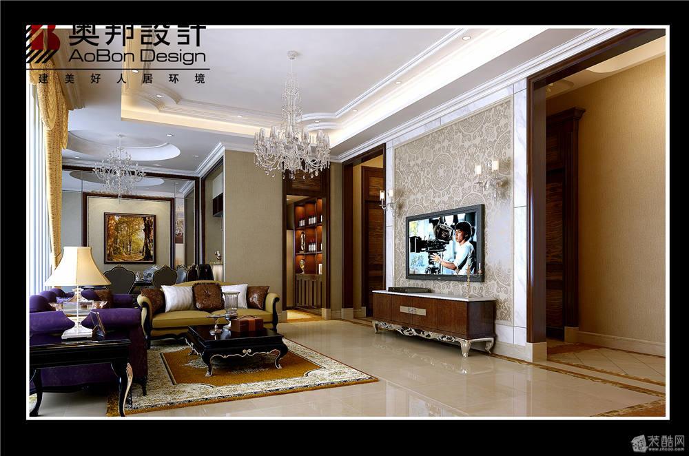 黄兴高尔夫会所装修设计方案展示,上海奥邦装饰咨询预约电话 15800615719