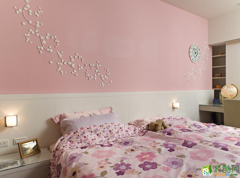 天津市山水人家建筑装饰工程有限公司-两室两厅两卫