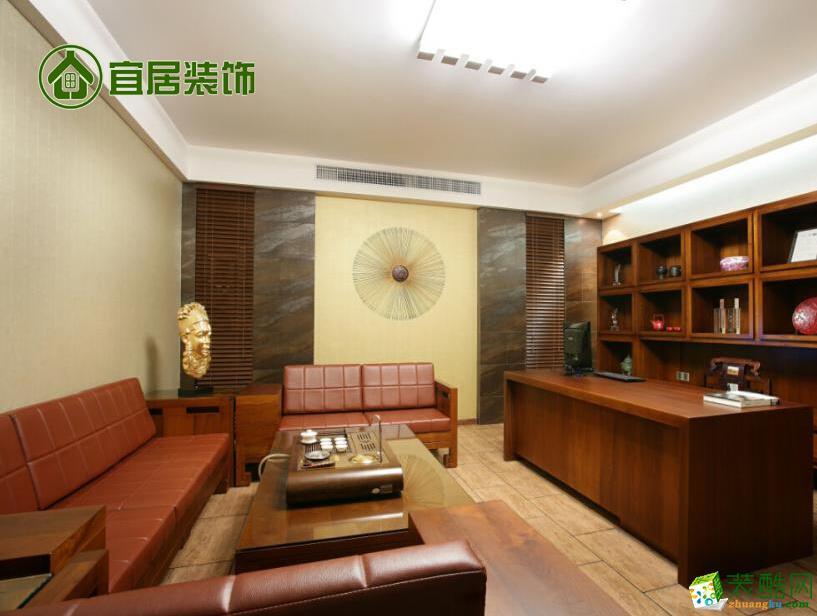 北京宜居装饰有限公司-办公室