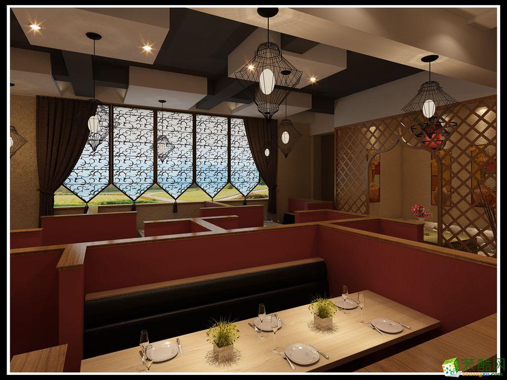 泰式餐厅,成都惠鼎装饰
