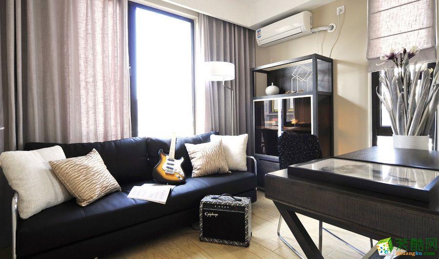 简约三居 • 118平方米良品公寓