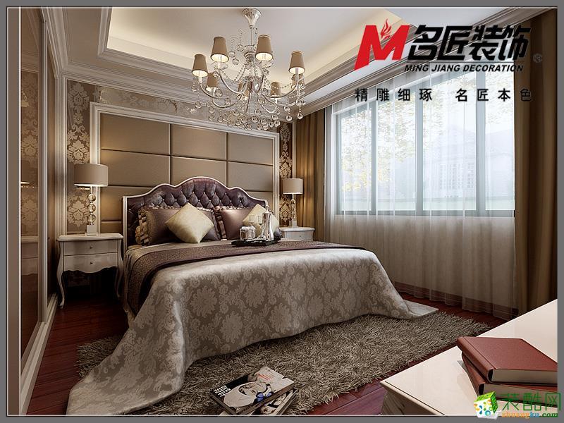 首页 装修案例 中环城云邸豪华欧式风格 欧式风格 两室两厅一卫