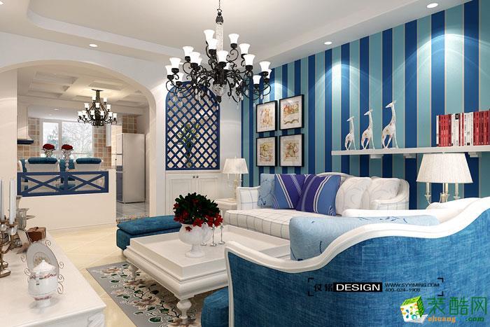 客厅 地中海风格是类海洋风格装修的典型代表,因富有浓郁的地中海人文